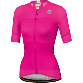 Sportful Bodyfit Pro Evo Jersey Pyöräilypaita Naiset, bubble gum white